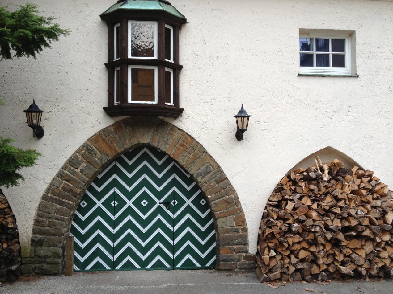 Holz Sammlung